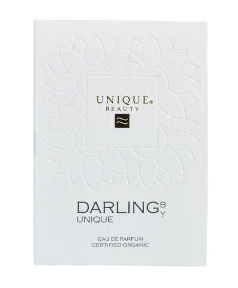 UNIQUE BEAUTY DARLING EDP 初戀情人有機香水  | UNIQUE BEAUTY DARLING ORGANIC EAU DE PARFUM