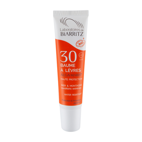 ALGA MARIS有機紅海藻高效防曬護唇膏 SPF30 | ALGA MARIS Protective Lip Balm SPF30 Water and Altitude