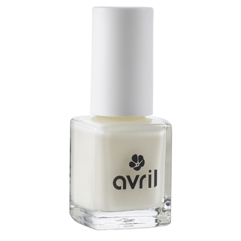 AVRIL 天然指甲油 (美白去黃指甲油 N°715) | AVRIL Natural Nail Polish (Whitener N°715)