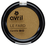 AVRIL 有機單色眼影 (OR VÉNITIEN)金沙色 | AVRIL Eye Shadow (OR VÉNITIEN) - Certified Organic