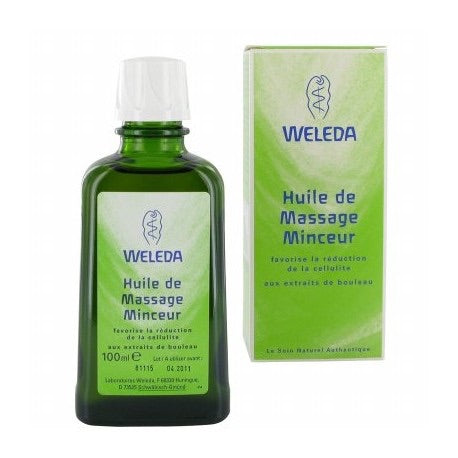 WELEDA 樺樹去橙皮按摩油 | WELEDA Birch Cellulite Oil (Slimming Oil)