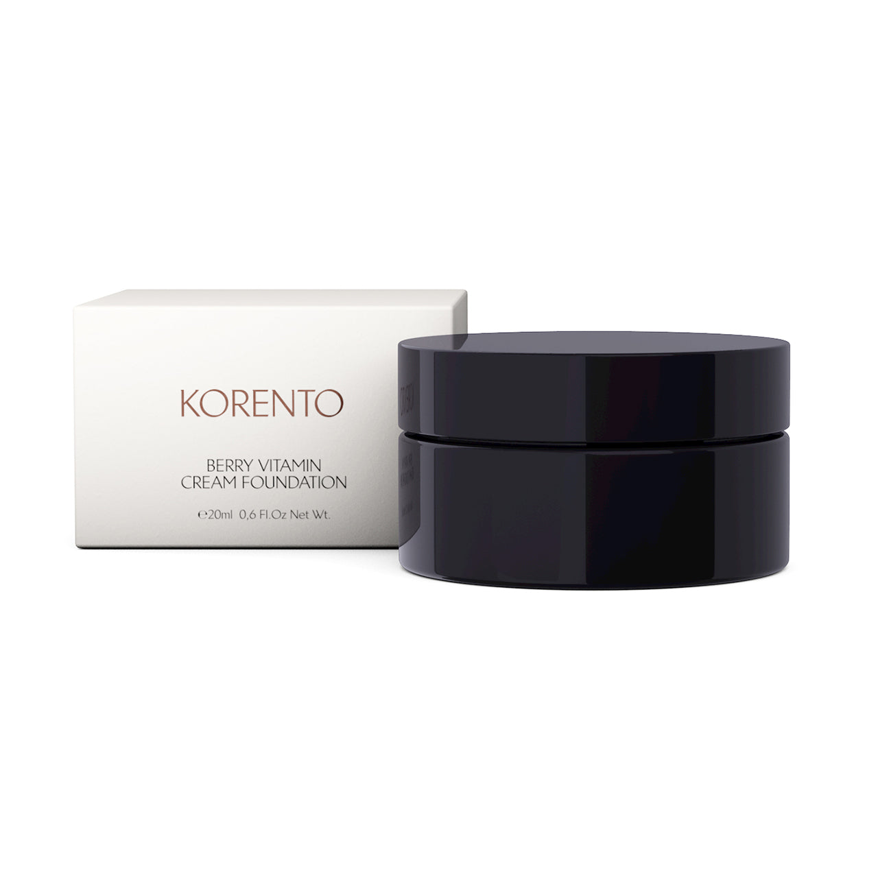 KORENTO Berry Vitamin Cream Foundation (Cool 03)