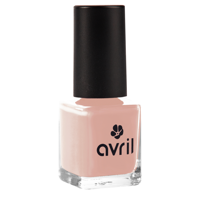 AVRIL 天然指甲油 (Rose THÉ N°699) | AVRIL Natural Nail Polish (Rose THÉ N°699)