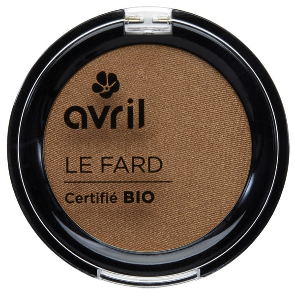 AVRIL 有機單色眼影 (Noisette Irisé) | AVRIL Eye Shadow (Noisette Irisé) - Certified Organic
