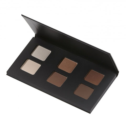 AVRIL 大熱有機裸色眼影組合 (Nude) | AVRIL Eye Shadow Palette (Nude) - Certified Organic