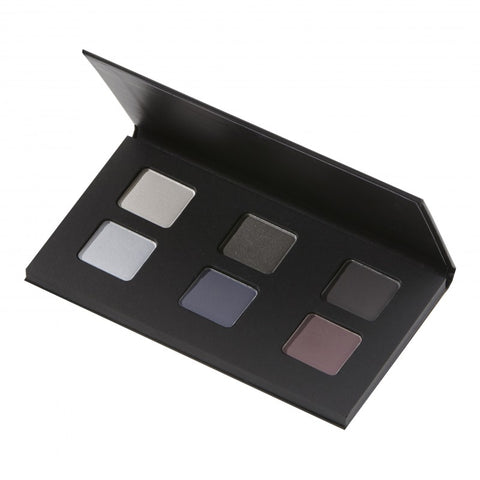 AVRIL 大熱有機煙醺眼影組合 (魅力煙燻色) | AVRIL Eye Shadow Palette (Smoky) - Certified Organic