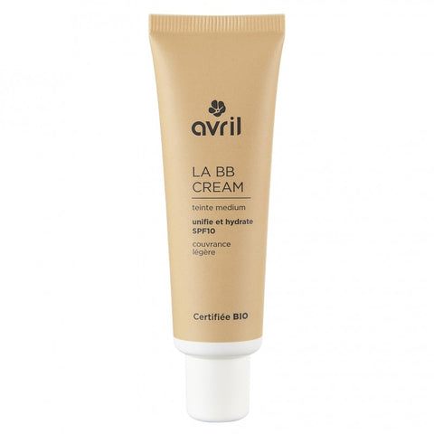 AVRIL BB Cream (Medium) - Certified Organic | AVRIL 有機持久 BB Cream (Medium)