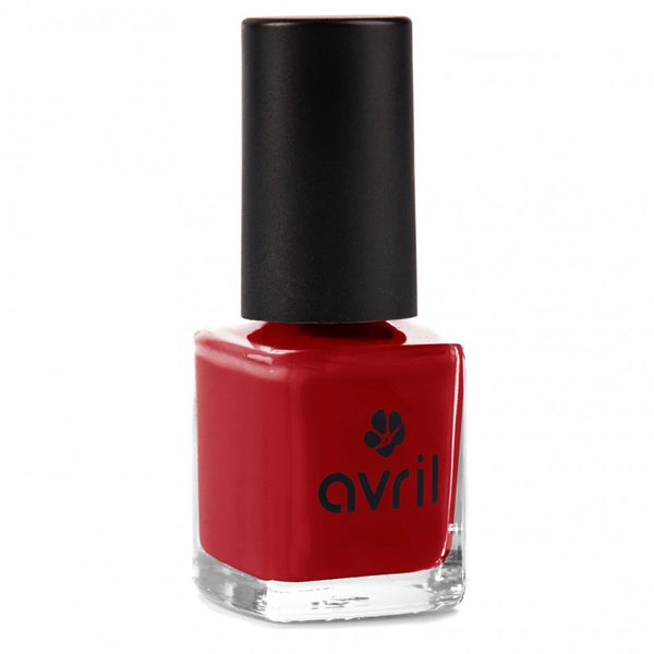 AVRIL 天然指甲油 (ROUGE OPÉRA N°19) | AVRIL Natural Nail Polish (ROUGE OPÉRA N°19)