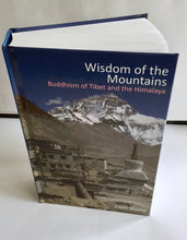 Hardback cover version of Wisdom of the Mountains