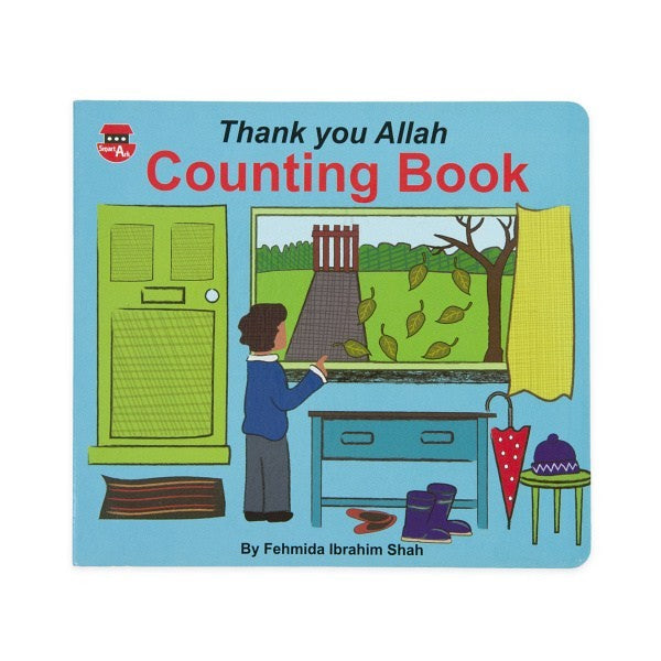 Made By Allah ABC Alphabet Book - Baitul Hikmah Islamic Book and Gift Store