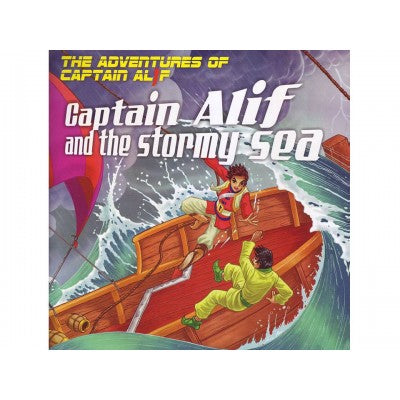Captain Alif and the Stormy Sea - Baitul Hikmah