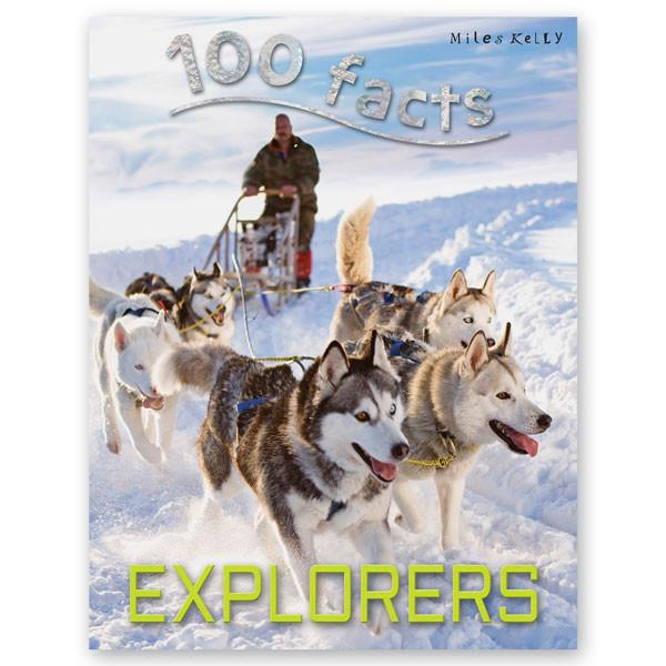 100 Facts : Explorers - Baitul Hikmah