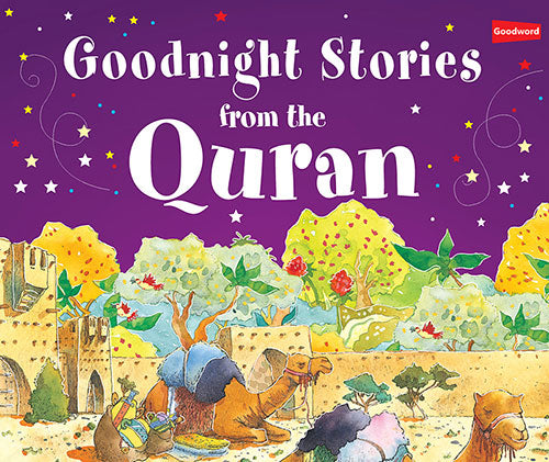 Goodnight Stories from the Quran - Baitul Hikmah Islamic Book and Gift Store