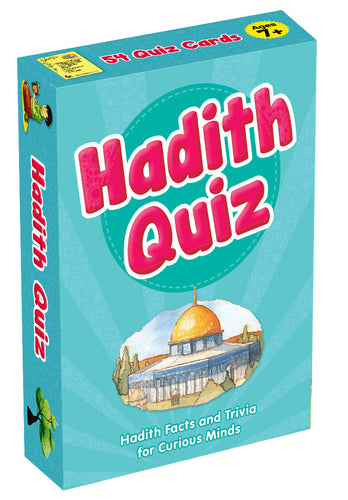 HADITH QUIZ CARDS - Baitul Hikmah Islamic Book and Gift Store