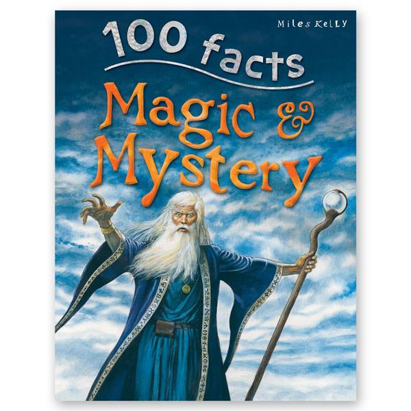 100 Facts : Magic & Mystery - Baitul Hikmah Islamic Book and Gift Store