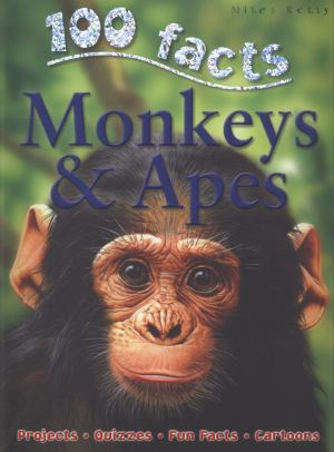 100 Facts : Monkeys & Apes - Baitul Hikmah