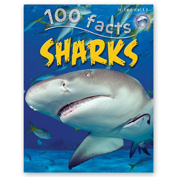 100 Facts : Sharks - Baitul Hikmah Islamic Book and Gift Store