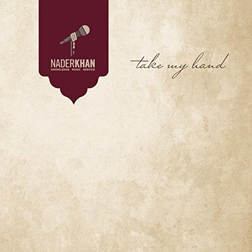 Take My Hand By Nader Khan - Baitul Hikmah Islamic Book and Gift Store