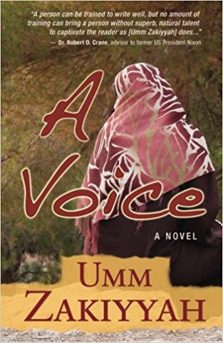 A Voice by Umm Zakiyyah - Baitul Hikmah Islamic Book and Gift Store