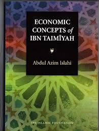 Economic Concepts of Ibn Taimiyah by Abdul Azim Islahi - Baitul Hikmah