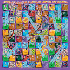 An Islamic game of snakes and Ladder for children - Baitul Hikmah Islamic Book and Gift Store
