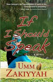 If I should Speak by Umm Zakiyyah - Baitul Hikmah