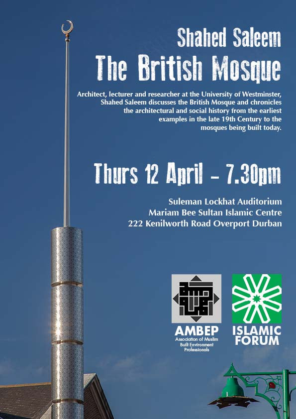 The British Mosque by Shahed Saleem - Baitul Hikmah