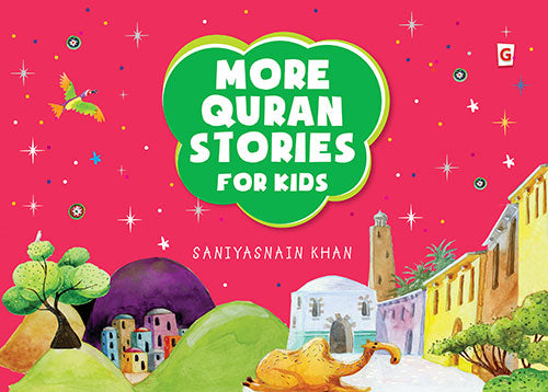 Amazing Quran Stories for Kids - Baitul Hikmah Islamic Book and Gift Store