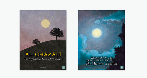 Al-Ghazali Children's Book Set 6 (The Mysteries of Fasting) - Set of 2 Books - Baitul Hikmah Islamic Book and Gift Store