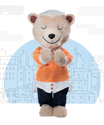 Penny the Prayer Bear - Baitul Hikmah Islamic Book and Gift Store