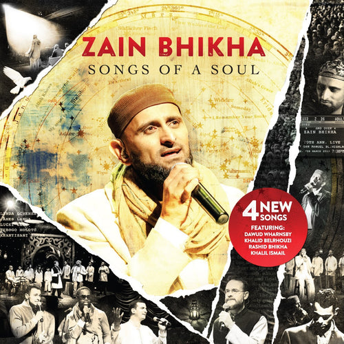 Songs of a Soul by Zain Bhika - Baitul Hikmah