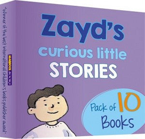 Zayd's Curious Little Stories - Baitul Hikmah