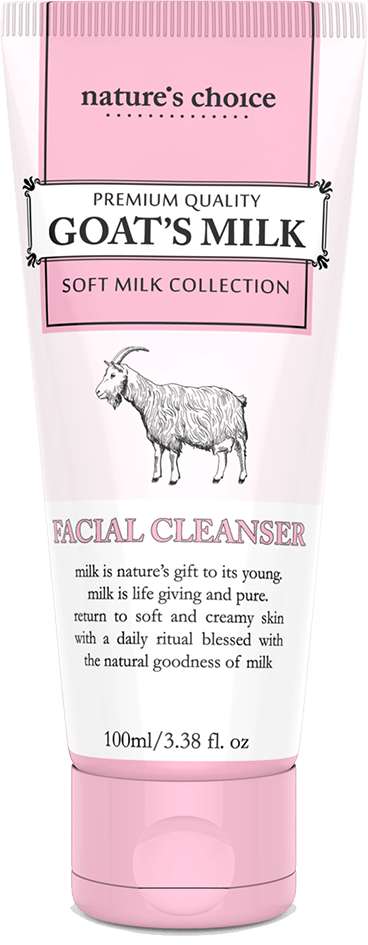 Goats Milk Facial Cleanser