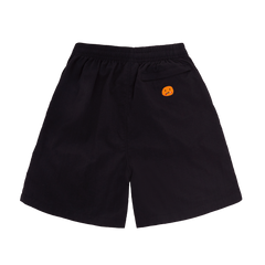 """SAD BOY"" BLACK SHORTS"