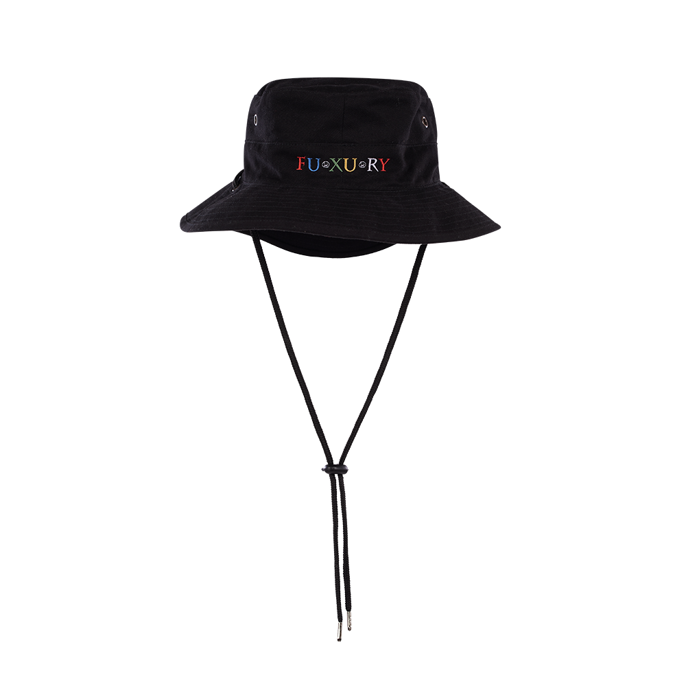 """Sad Boy"" BLACK BUCKET HAT"