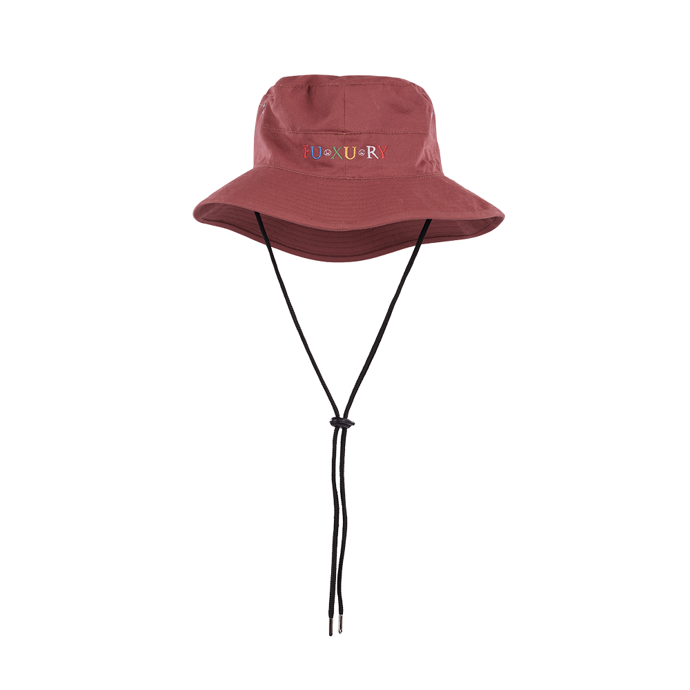 """Sad Boy"" CHOCOLATE BUCKET HAT"
