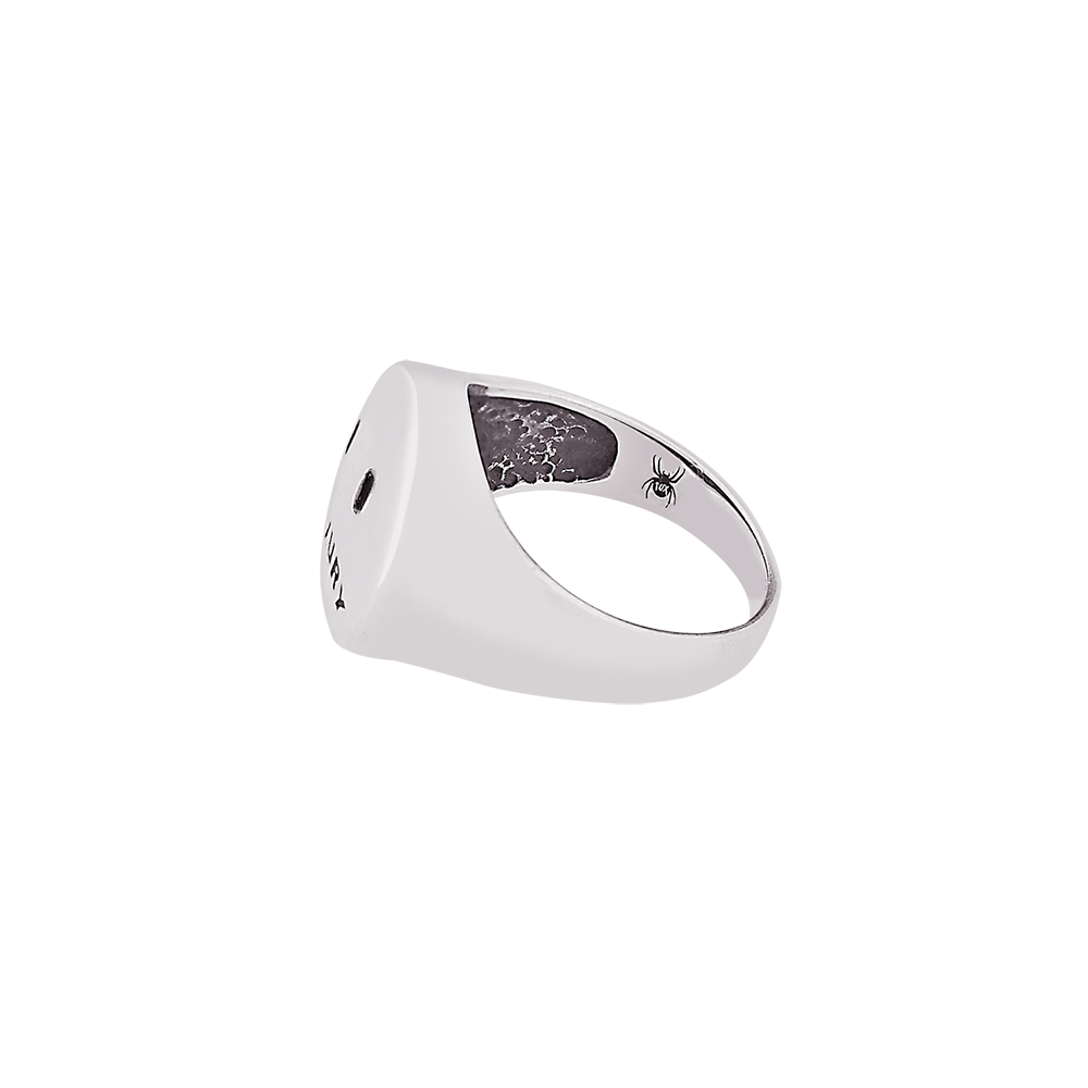 """Sad Boy"" 925Silver Ring"