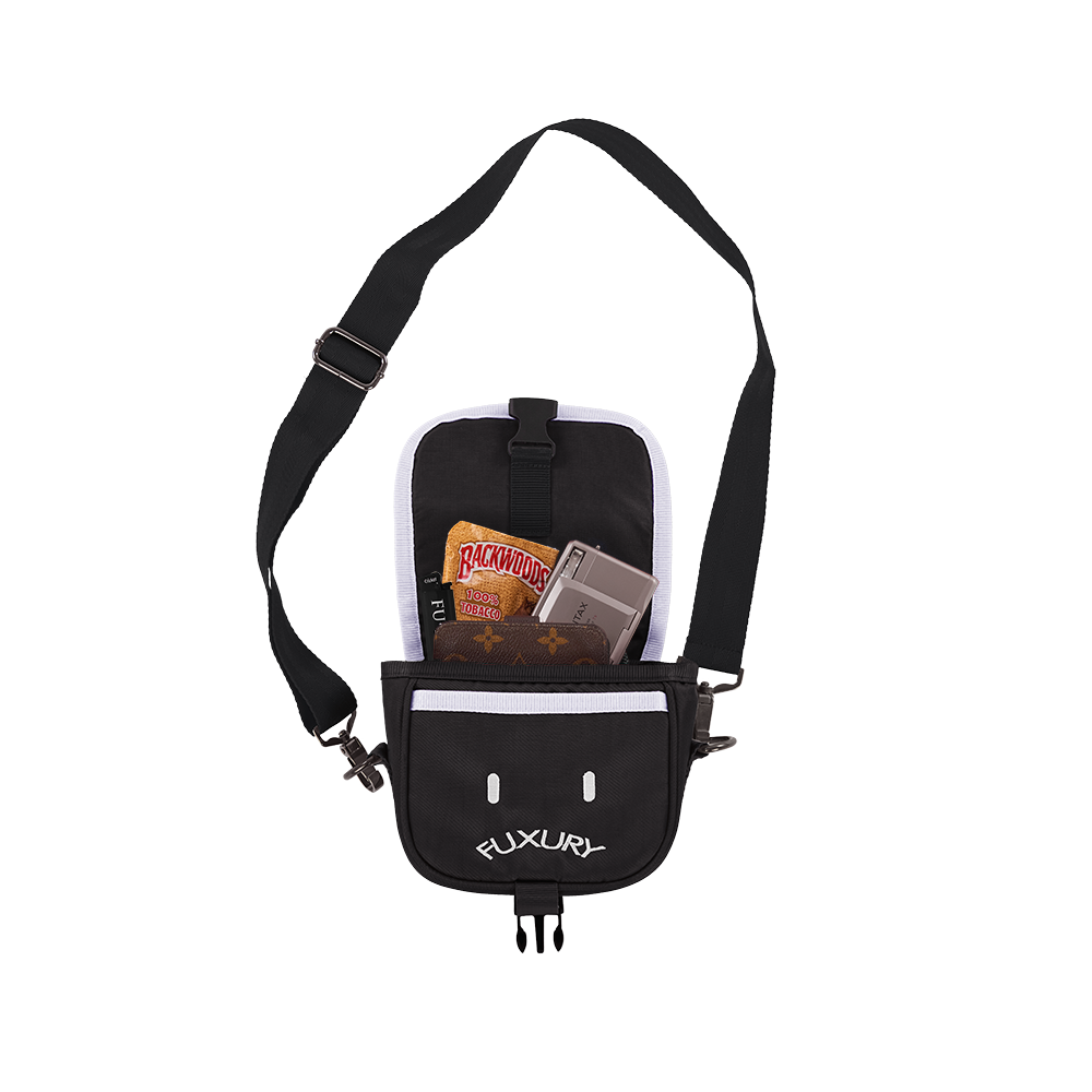 """Sad Boy"" BLACK CAMERA BAG"