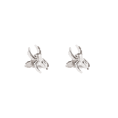 """TARANTULAS"" 925 SILVER EARRINGS"