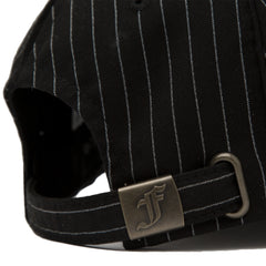'FUX' BLACK STRIPE CAP
