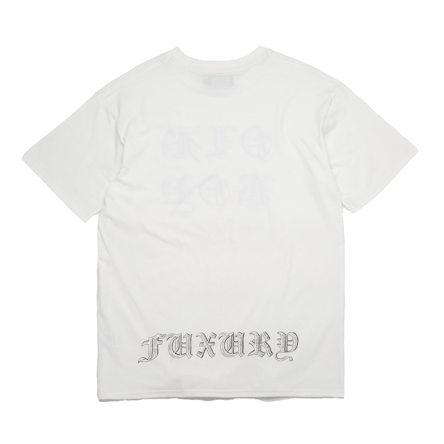 'OLD BOY' WHITE TEE