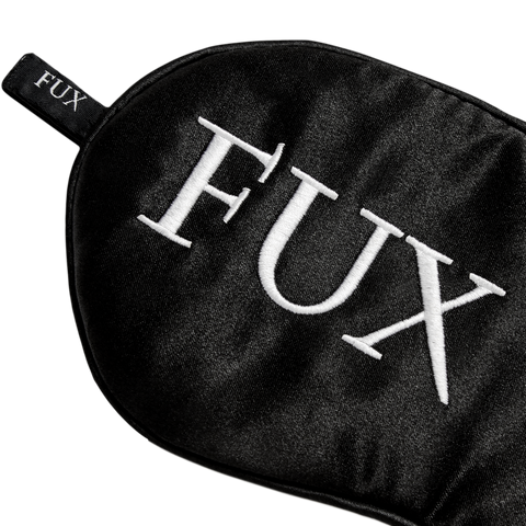 """FUX OFF"" SLEEPING MASK"
