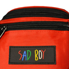SADBOY RED KID'S BAG