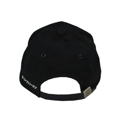ROSE BLACK CAP