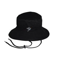 CUPID BLACK BUCKET HAT