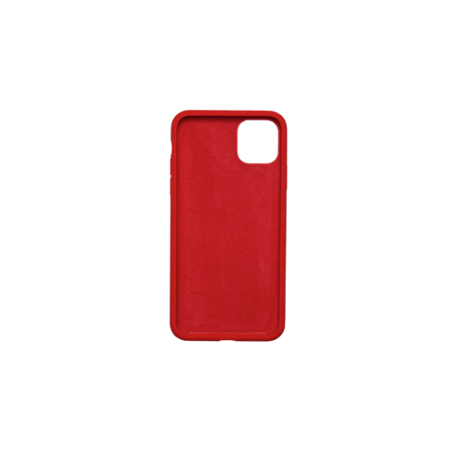 """LOGO"" RED IPHONE CASE"