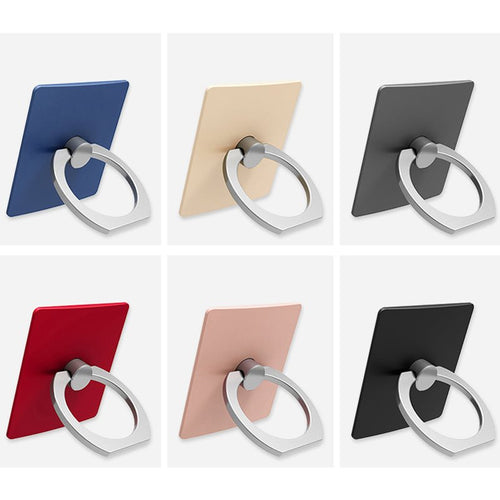 Metal Finger Ring  Smartphone Stand