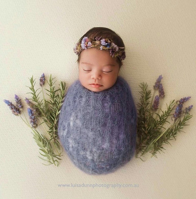 Luisa Dunn photography,newborn photography tieback,,baby photo props,