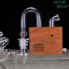 sticky brick junior with water pipe adapter