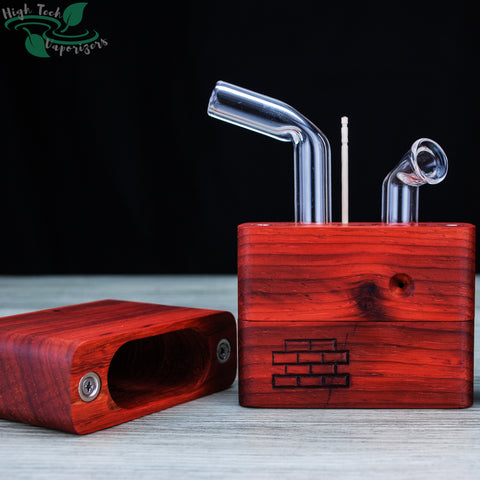 Sticky Brick Junior in stunning padauk timbre